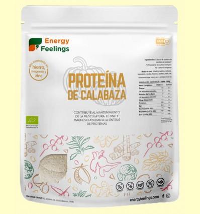 Proteína de Calabaza Eco - Energy Feelings - 1 kg