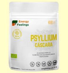 Psyllium Cáscara Eco - Energy Feelings - 200 gramos