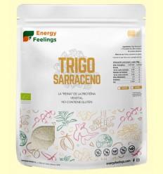 Harina de Trigo Sarraceno Eco - Energy Feelings - 1 kg