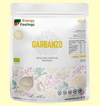 Harina de Garbanzo Eco - Energy Feelings - 1 kg