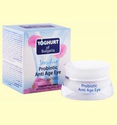 Contorno de Ojos Sensitive Probiotic Anti Age Eye - Biofresh Rose of Bulgaria - 40 ml