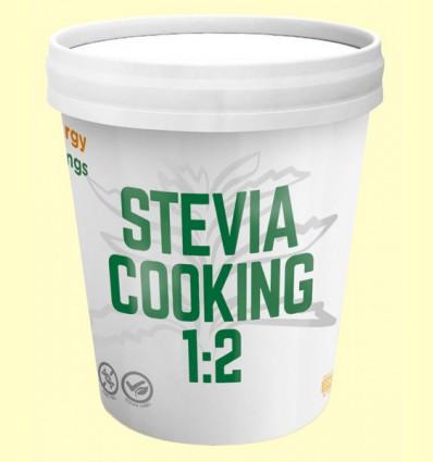 Stevia Cooking 1:2 - Energy Feelings - 250 gramos