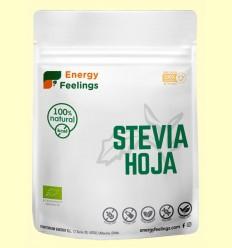Estevia Eco Hoja Entera - Energy Feelings - 250 gramos