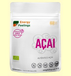 Açai Eco en Polvo - Energy Feelings - 100 gramos