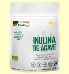 Inulina Agave Eco - Energy Feelings - 200 gramos