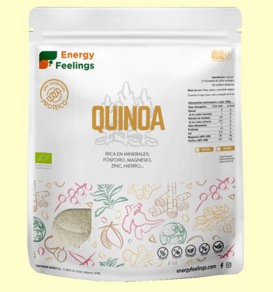 Harina de Quinoa Eco - Energy Feelings - 1 kg