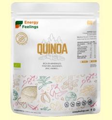 Quinoa blanca grano Eco - Energy Feelings - 1 kg