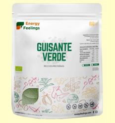 Harina Guisante Verde Eco - Energy Feelings - 1 kg