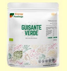Guisante Verde Pelado Eco - Energy Feelings - 1 kg