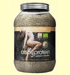 Crispy Protein Vainilla Eco - Energy Feelings - 700 gramos