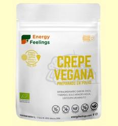 Crepe Vegana Eco - Energy Feelings - 200 gramos