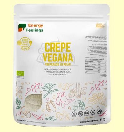 Crepe Vegana Eco - Energy Feelings - 500 gramos