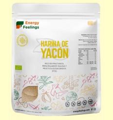 Harina Raíz de Yacón Eco - Energy Feelings - 1 kg