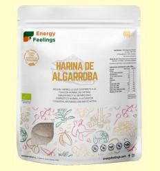 Harina de Algarroba Sin Tostar - Energy Feelings - 1 kg