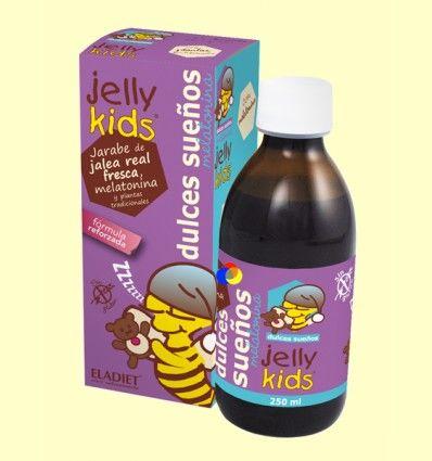 JellyKids Dulces Sueños - Eladiet - 250 ml