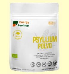 Psyllium Polvo Bio - Energy Feelings - 500 gramos