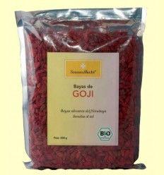 Bayas de Goji BIO - Bioener - 500 gramos