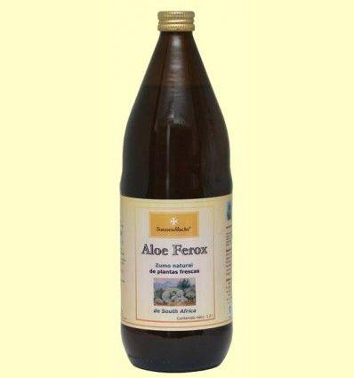 Aloe Ferox - Zumo de Aloe Ferox - Bioener - 500 ml ******