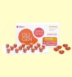 Oligen Control Colesterol - Ifigen - 60 cápsulas