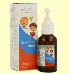 Docokid DHA Infantil - Egle - 30 ml