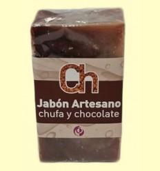 Jabón Artesano Chufa y Chocolate - Van Horts - 100 gramos