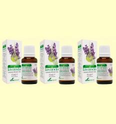 Aceite Esencial de Lavanda - Soria Natural - Pack 3 x 15 ml