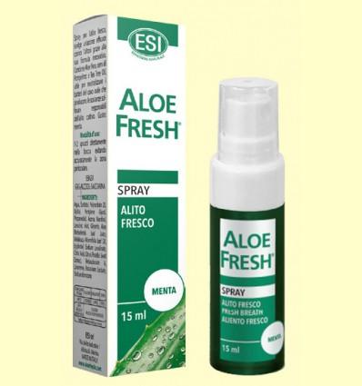 Aliento Fresco Spray Menta - ESI Laboratorios - 15 ml