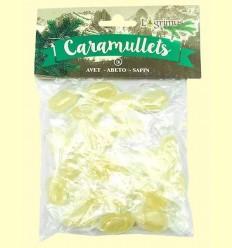 Caramullets Caramelos Artesanos de Abeto Sin Azúcar - Lagrimus - 80 gramos