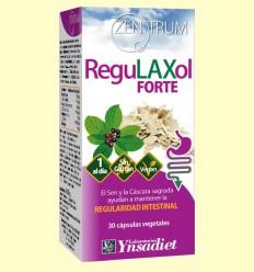 Zentrum Regulaxol Forte - Regularidad intestinal - 30 cápsulas