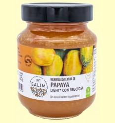 Mermelada extra de Papaya light - Int-Salim - 325 gramos