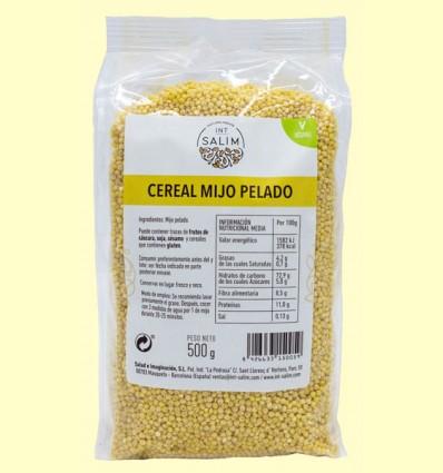 Mijo Pelado - Int-Salim - 500 gramos