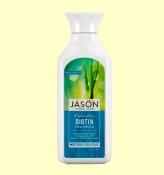 Champú Biotina Natural - Jason - 473 ml