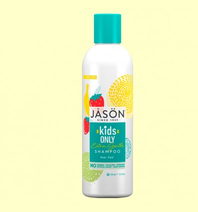 Champú Kids Only Infantil - Jason - 517 ml