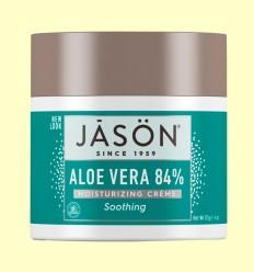 Crema Aloe Vera 84% + Vitamina E - Jason - 113 gramos