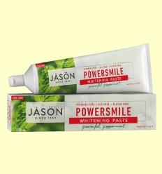 Dentífrico blanqueante natural Power Smile - Jason - 170 gramos