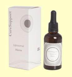Liposomal Hierro - Curesupport - 60 ml