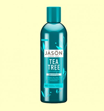 Champú Árbol del Té - Jason - 517 ml