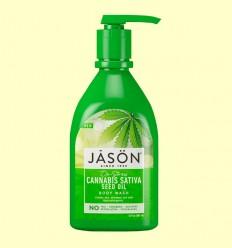 Gel de Ducha Cannabis Sativa - Jason - 887 ml
