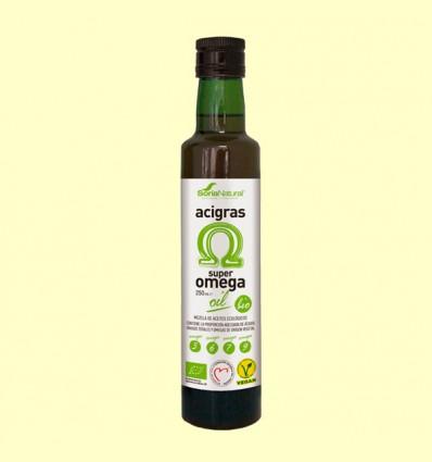 Aceite Acigras Superomega - Soria Natural - 250 ml