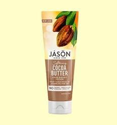 Loción de Manos y Cuerpo Manteca de Cacao - Jason - 227 gramos