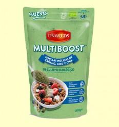 Semillas Molidas de Cáñamo Lino y Chía Bio - Linwoods - 200 gramos