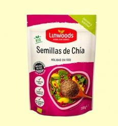 Semillas de Chia Molidas - Linwoods - 200 gramos