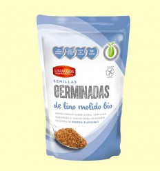 Semillas Germinadas de Lino Molido Bio - Linwoods - 200 gramos