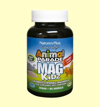 Animal Parade Mag Kidz - Natures Plus - 90 comprimidos