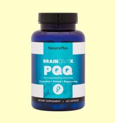 Brainceutix PQQ - Natures Plus - 60 cápsulas