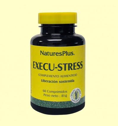 Execu-Stress - Natures Plus - 60 comprimidos