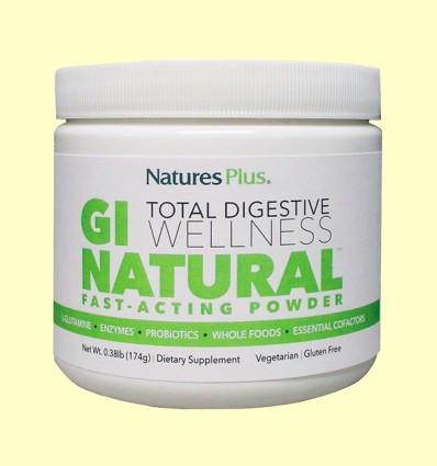 GI Natural - Natures Plus - 174 gramos