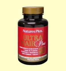 Ultra Hair Plus con MSM - Natures Plus - 60 comprimidos