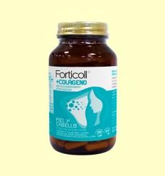 Colágeno BioActivo Piel y Cabello - Forticoll - 120 comprimidos