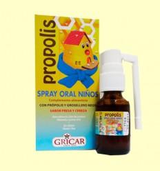 Própolis Spray Oral Niños - Gricar - 15 ml